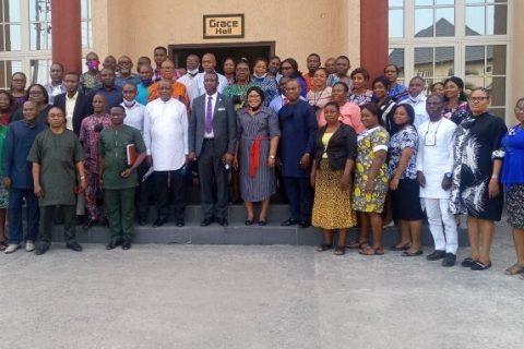 Staff training workshop for Assessment Authorities and Informal Sector Zonal Heads of AKIRS